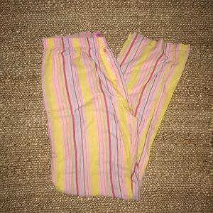VS Pink Pajama Pants